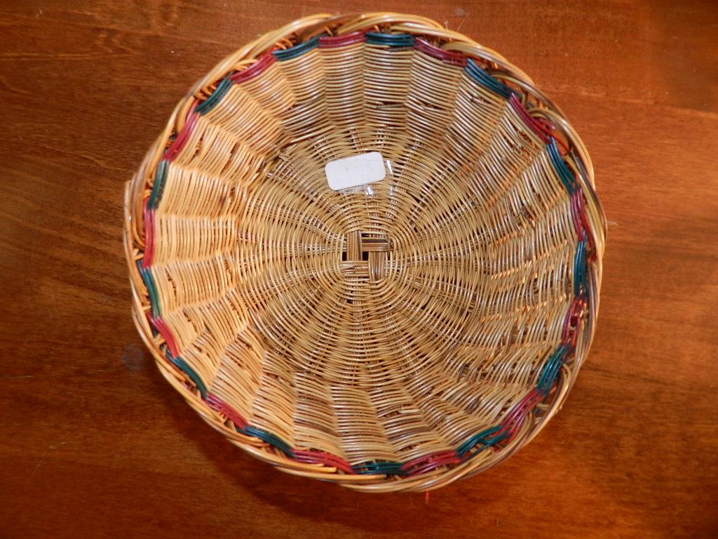 cestino vimini colombiano