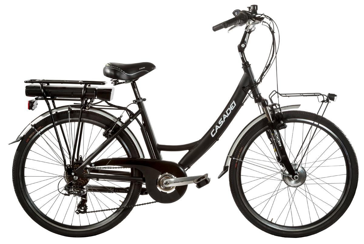 Graziano biciclette eletrica marca italiana Casadei