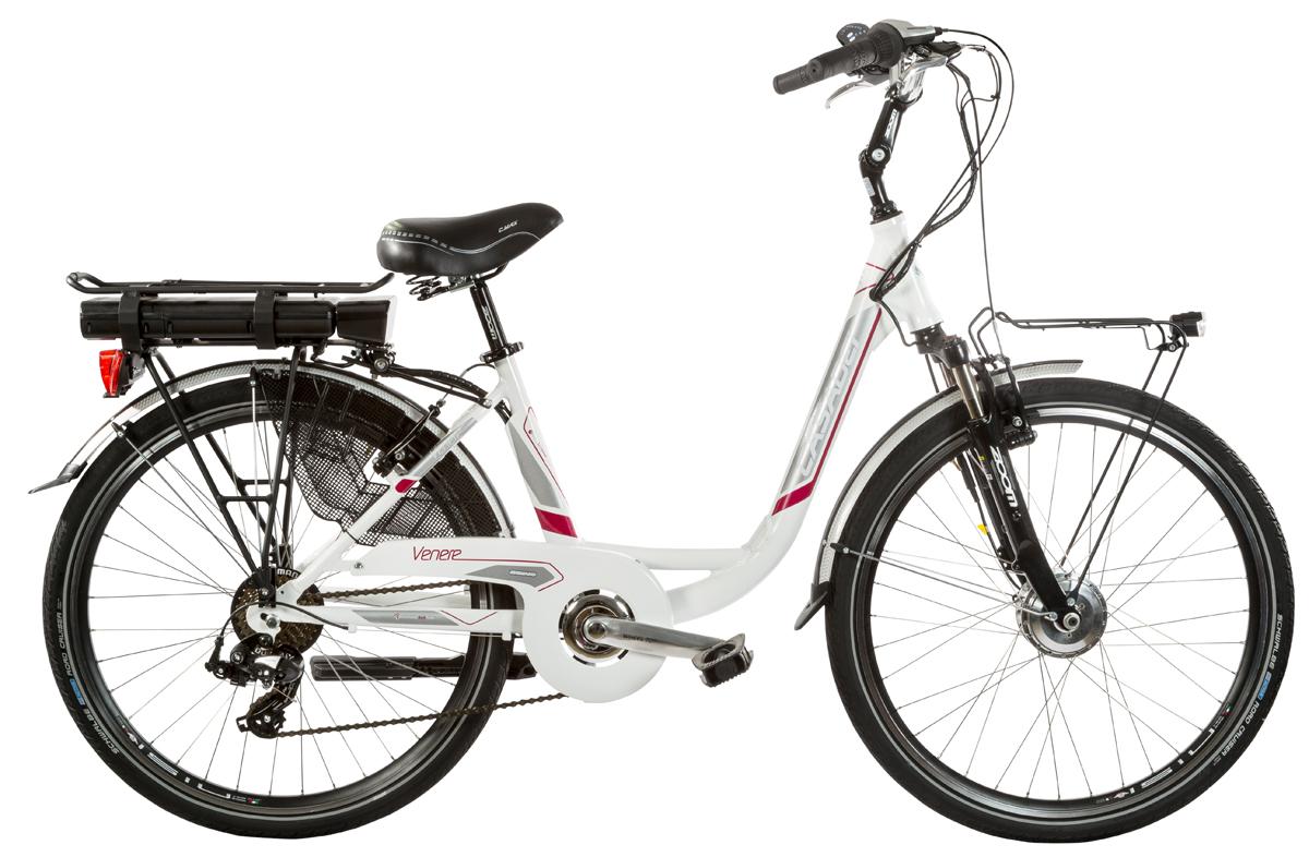 Bicicletta elettrica pedalata assistita