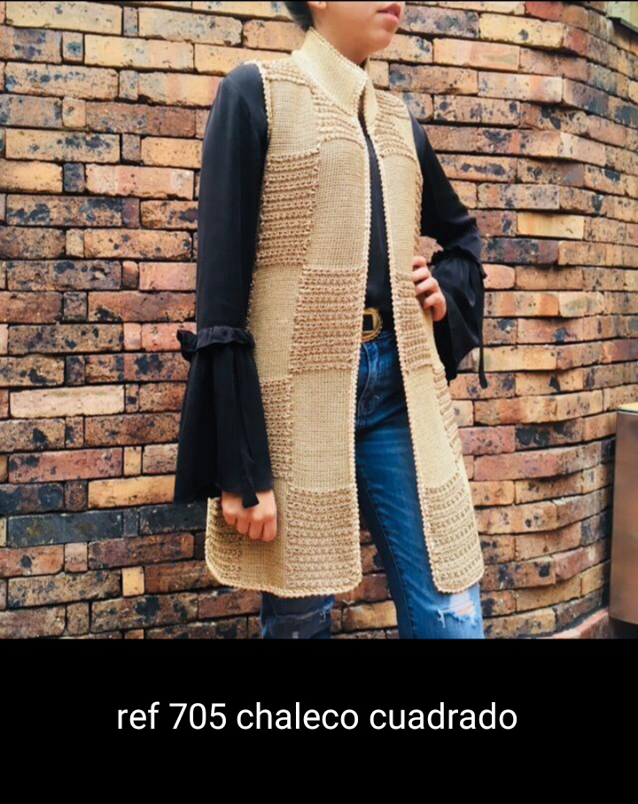 chaleco  colombiano